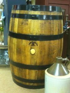 finished barrel 2